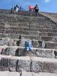 Steps - Teotihuacan