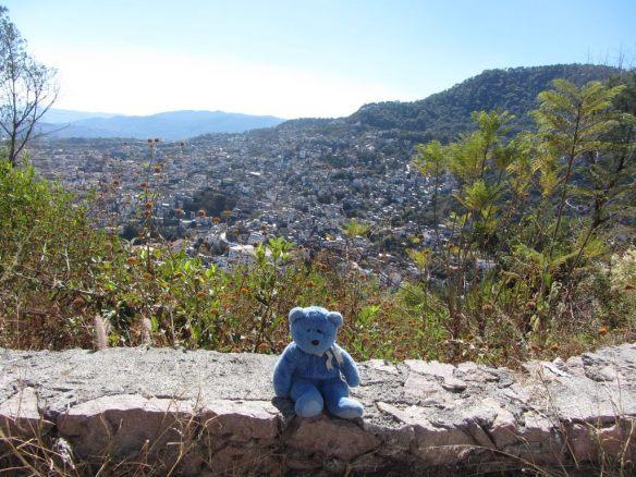 Overlooking Taxco