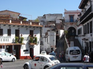 Plazuela - Taxco, Mexico