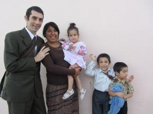 Travis, Ana, Tonatje, Mael & Daniel Ashworth