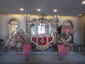 Emperor Maximillian & Carlotta's's carriage