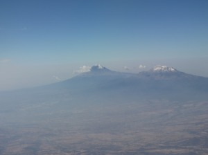 Popocatepetl & Istaccihuatl volcanoes