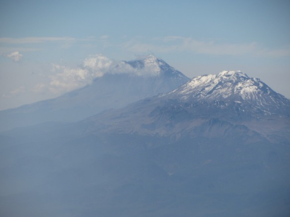 Popapetepel, Mexican volcano
