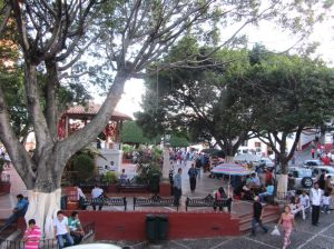 Zocolo - Taxco, Mexico