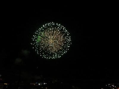 Fireworks, Taxco, Mexico