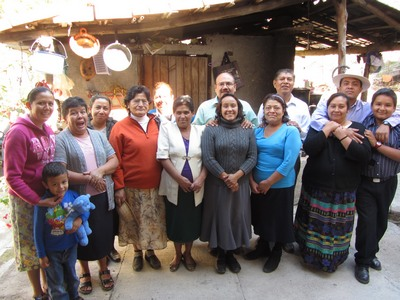 Service group, Tetipac, Mexico