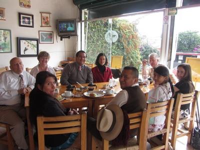 Break time, Cuernavaca service group