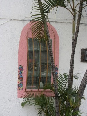 Window, Cuernavaca, Mexico