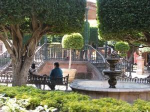La Jardin, San Miguel de Allende, Mexico