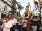 Parade, Taxco, Mexico