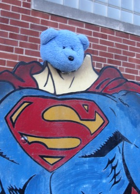 Super Blue Bear, Metropolis, IL