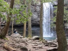 Cherokee Falls, Cloudland Canyon, Georgia