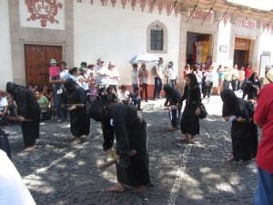 Animas (the Bent Ones), Taxco de Alarcon, Mexico