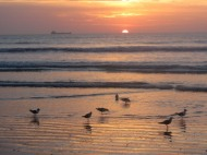 Sunrise, Atlantic Ocean, Cocoa Beach