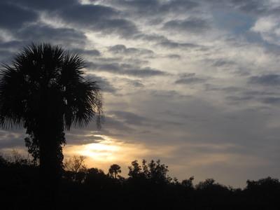 Sunset, Seminole Rest, Florida