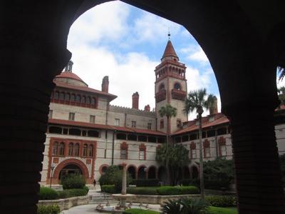 Old Hotel Ponce de Leon, St. Augustine, Florida