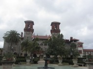 Old Hotel Alcazar (City Hall), St. Augustine, Florida