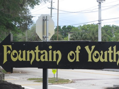 Fountain of Youth, St Augustine, Florida