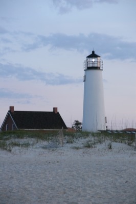Cape St George Light, St George Island, Florida