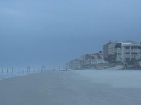 Condos at the beach, New Smyrna Beach, Florida