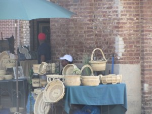 Baskets, Charleston, South Carolina