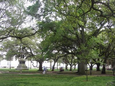 White Point Gardens, Charleston, South Carolina