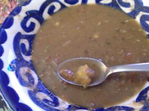 sopa/soup
