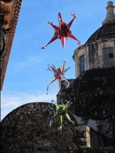 Pinatas, Taxco, Mexico