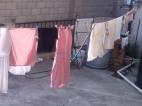 Laundry drying, Taxco de Alarcon, Mexico