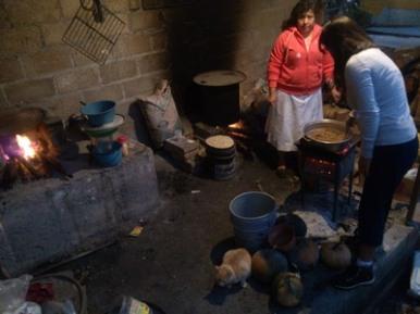 Outdoor Kitchen (cocina), Teloloapan, Mexico