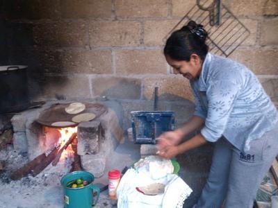 Making tortillas, Teloloapan, Mexico