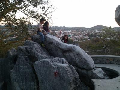 Singing Rocks, Parque de Campana, Teloloapan, Mexico
