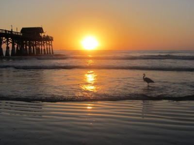 Sunrise, Cocoa Beach, Florida