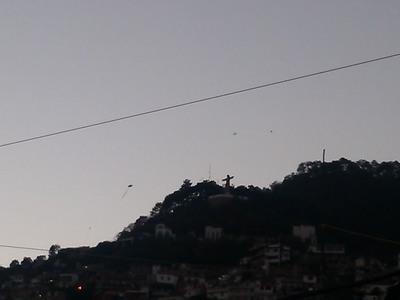 KItes over Taxco de Alarcon, Mexico