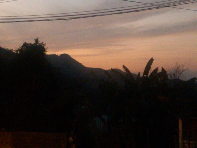 Sunset, El Ocotito, Mexico