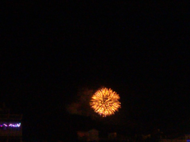 Fireworks, Taxco de Alarcon, Mexico