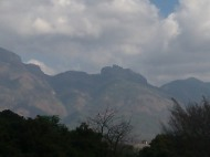 Cerro de Indio, El Ocotito, Mexico