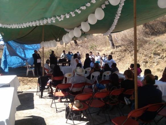 Mexcian wedding