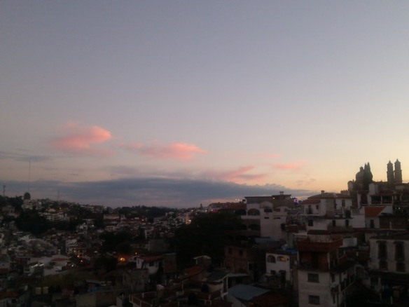 Early morn, Taxco de Alarcon, Mexico