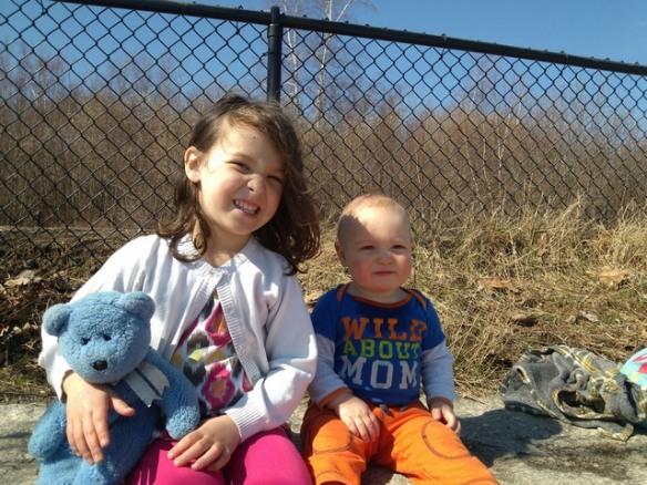 Ezrah and Zay