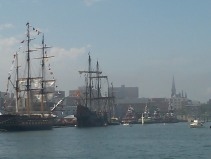 Tall Ships, Portland, Maine
