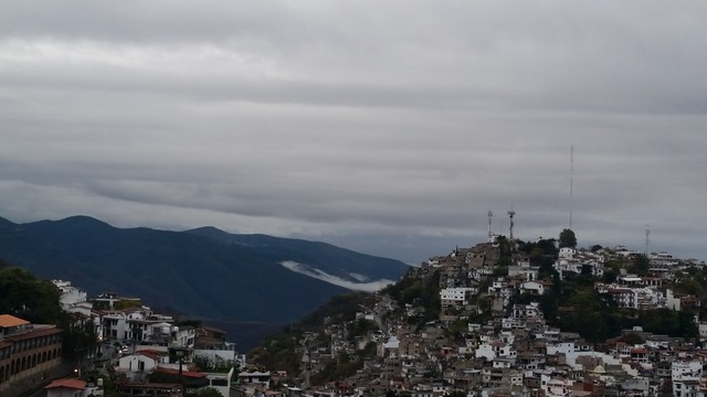 Clouds, Taxco de Alarcon, Mexico